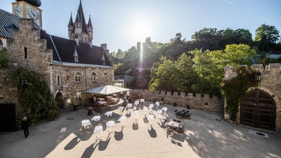 Schlosshof im Schloss Rothschild(C)PAS Events_1.jpg